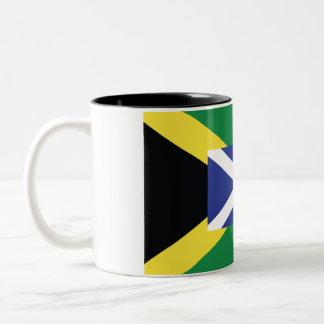 Caneca de Scotland/Jamaica