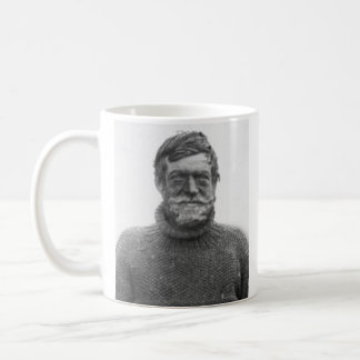 Caneca de Shackleton - represente e as