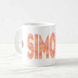 Caneca de Simone