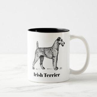 Caneca de Terrier irlandês