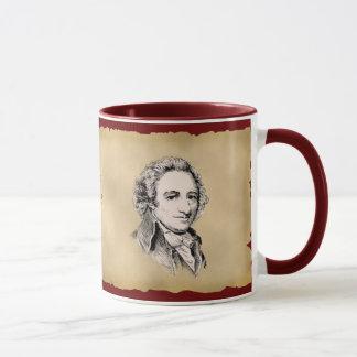Caneca de Thomas Paine