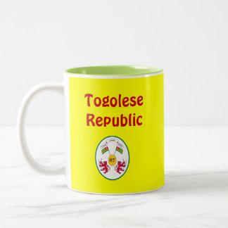 Caneca de Togo Cofee/Togo-Kaffee-Haferl
