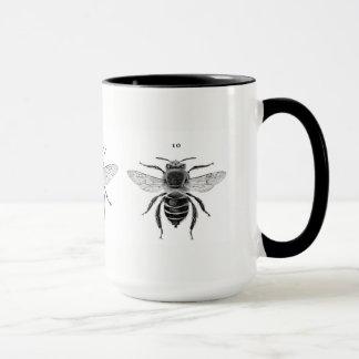 Caneca de três abelhas