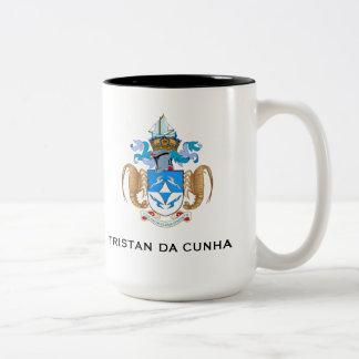 Caneca de Tristian a Dinamarca Cunha*