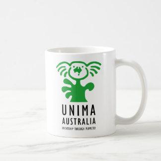 Caneca de UNIMA Austrália
