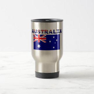 Caneca de viagem de aço inoxidável de Austrália 15