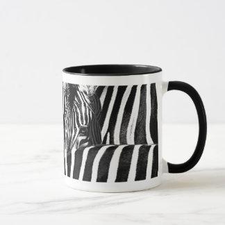Caneca de Zebra#1/Ringer