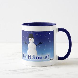 Caneca Deixais lhe para nevar!
