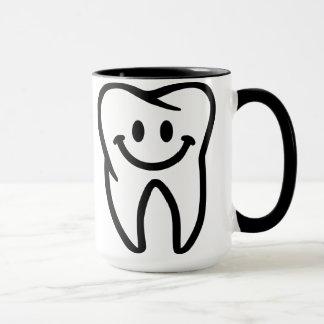 Caneca Dente de sorriso