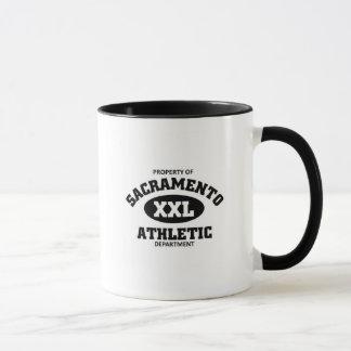 Caneca Departamento atlético de Sacramento