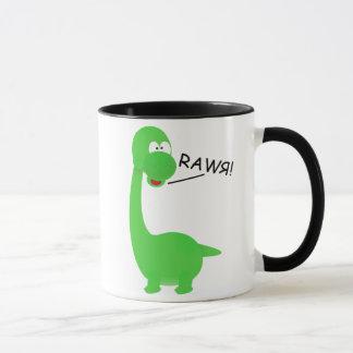 Caneca Dinossauro de Rawrosaur