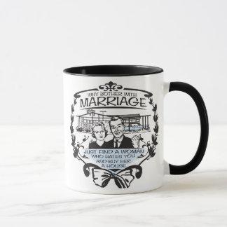 Caneca Divórcio engraçado