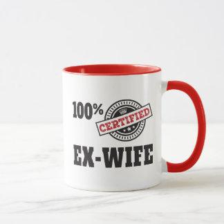 Caneca Divórcio ex engraçado da esposa