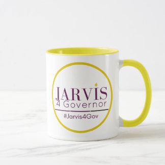 Caneca do 2-Tom do governador de Jarvis 4
