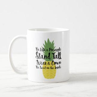 Caneca do abacaxi