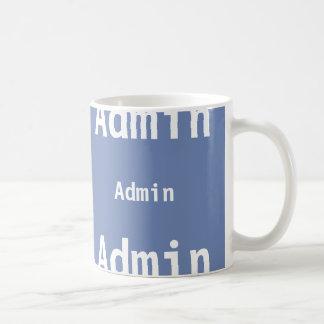 Caneca do Admin