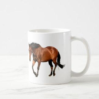 Caneca do amante do cavalo