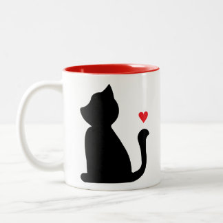 Caneca do amante do gato