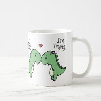 Caneca do amor de Dino!