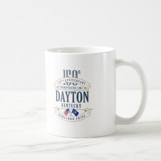 Caneca do aniversário de Dayton, Kentucky 150th