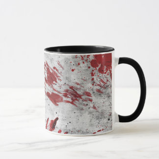 Caneca do apocalipse do zombi
