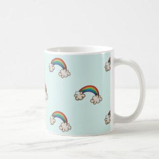 Caneca do arco-íris
