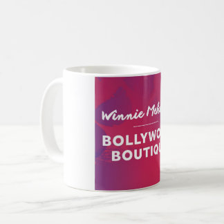 Caneca do boutique de Bollywood de Winnie Mehta