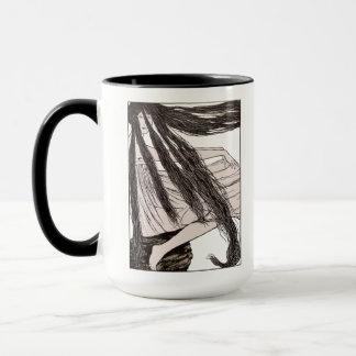 Caneca do Café-Chá dos Tresses