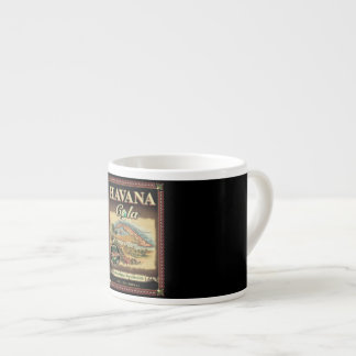 Caneca do café da cola de Havana