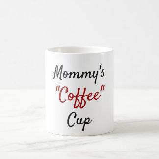 """Caneca do """"café"""" da mamã"""