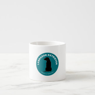Caneca do café de labrador retriever caneca de café