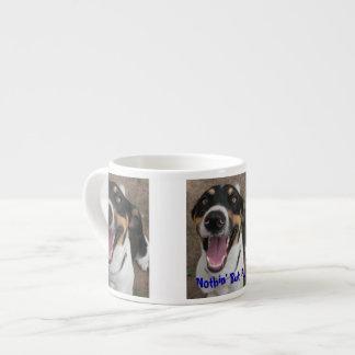 Caneca do café do cão de cão caneca de café