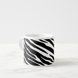 Caneca do café do impressão da zebra