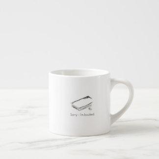 Caneca do café dos amantes de livro