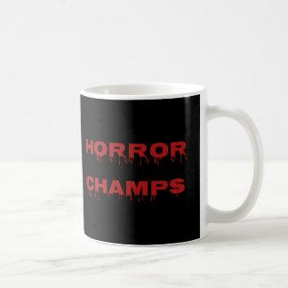 Caneca do campeão do horror