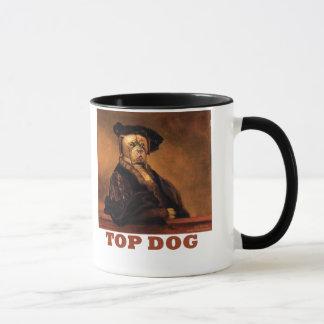 Caneca do cão de Rembrandt