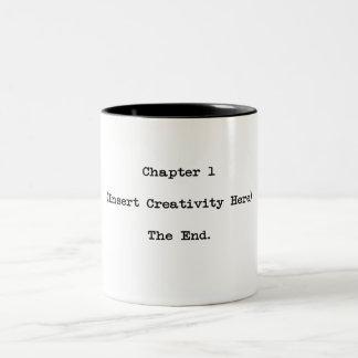 Caneca do capítulo 1