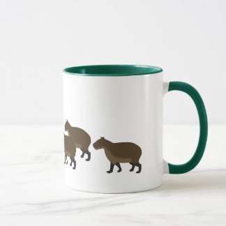 Caneca do Capybara