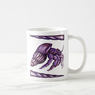 Caneca do caranguejo de eremita