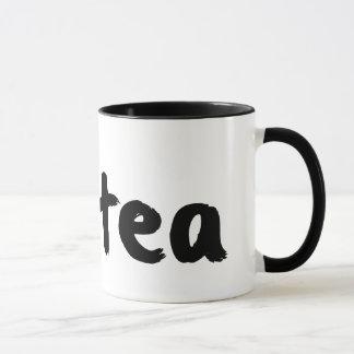 Caneca do chá