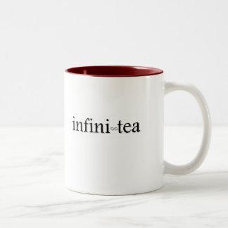 Caneca do chá do Infini-Chá