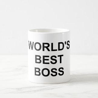 Caneca do chefe do mundo original a melhor