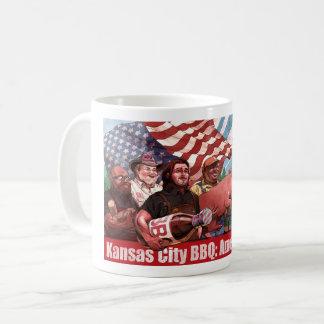Caneca do CHURRASCO de Kansas City