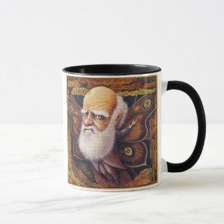 Caneca do cientista: Espécime: Darwin