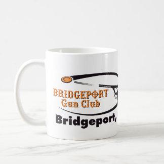 Caneca do clube da arma de Bridgeport