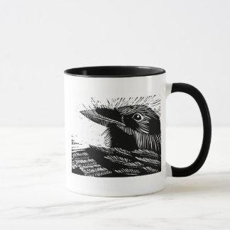 Caneca do corvo
