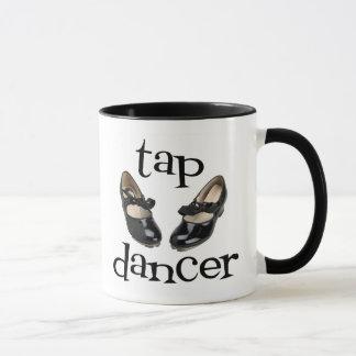 Caneca do dançarino de torneira