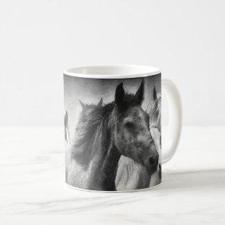 Caneca do debandada do cavalo
