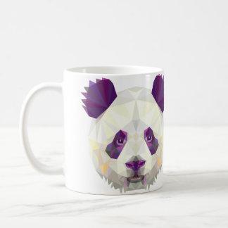 Caneca do design do urso de panda