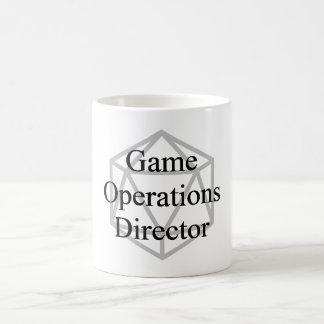 Caneca do DEUS (diretor das operações do jogo)